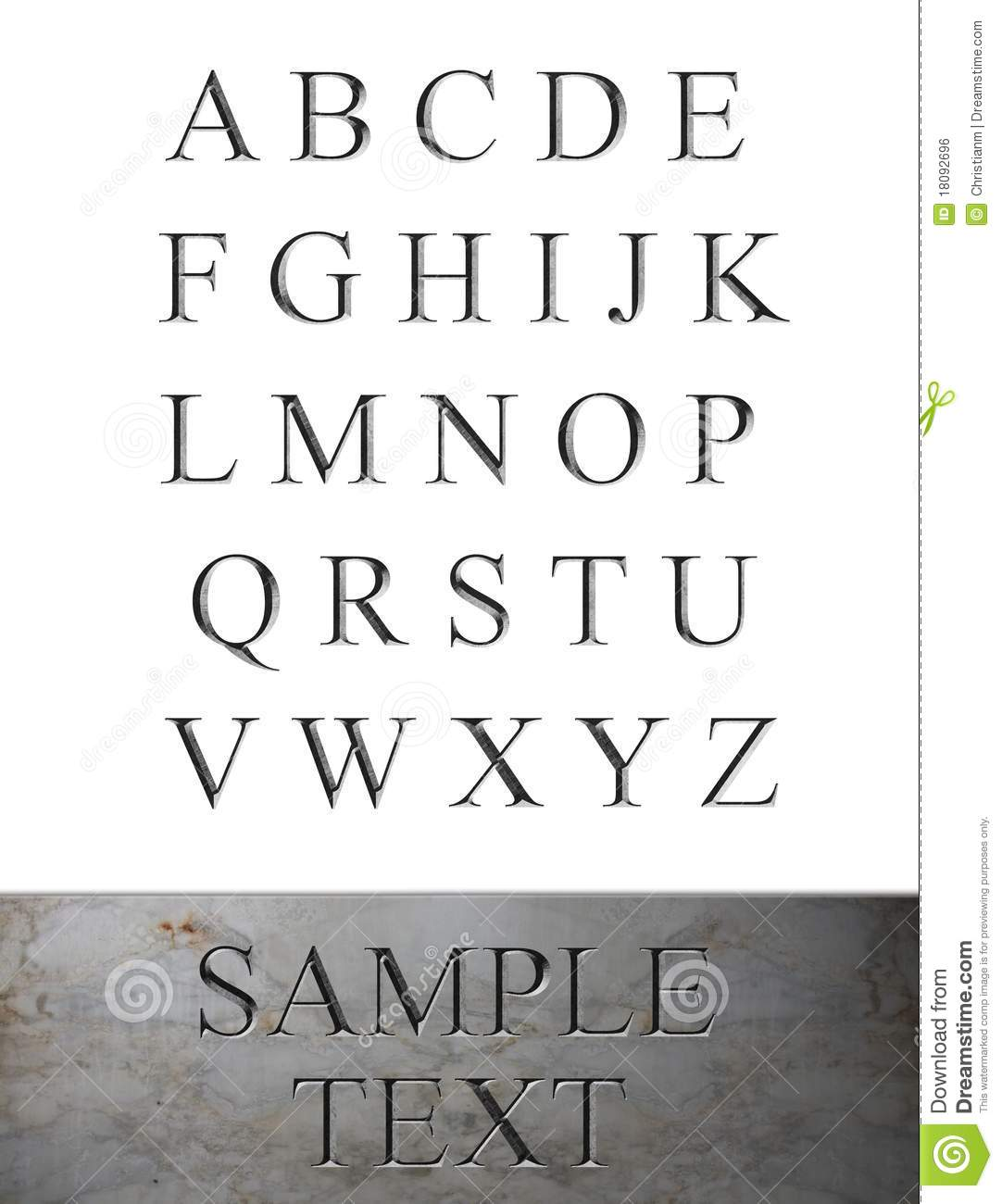 marble engraved alphabet royalty free stock image image tombstone logo vector realistic tombstone vector
