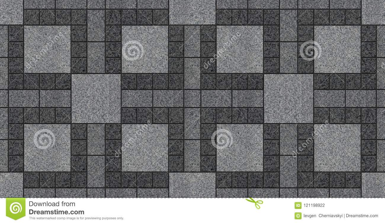 Marble Patterned Paving Tiles Seamless Texture Map Stock Illustration Illustration Of Laying Graphic 121198922