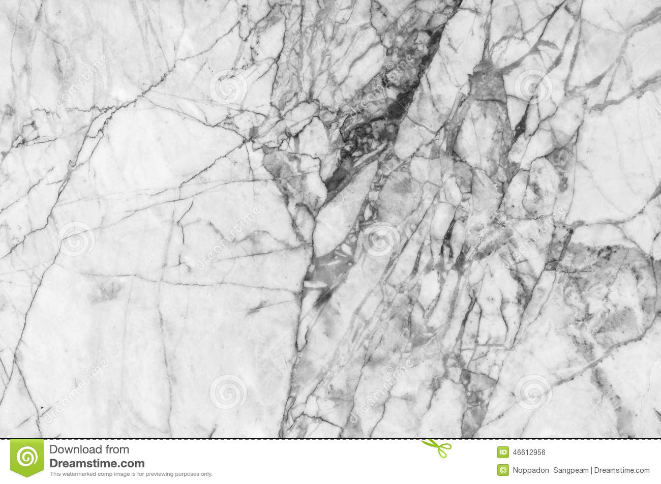 Marble Patterned Texture Background Black And White