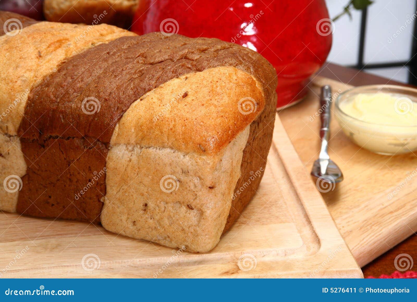 Marble Rye Loaf