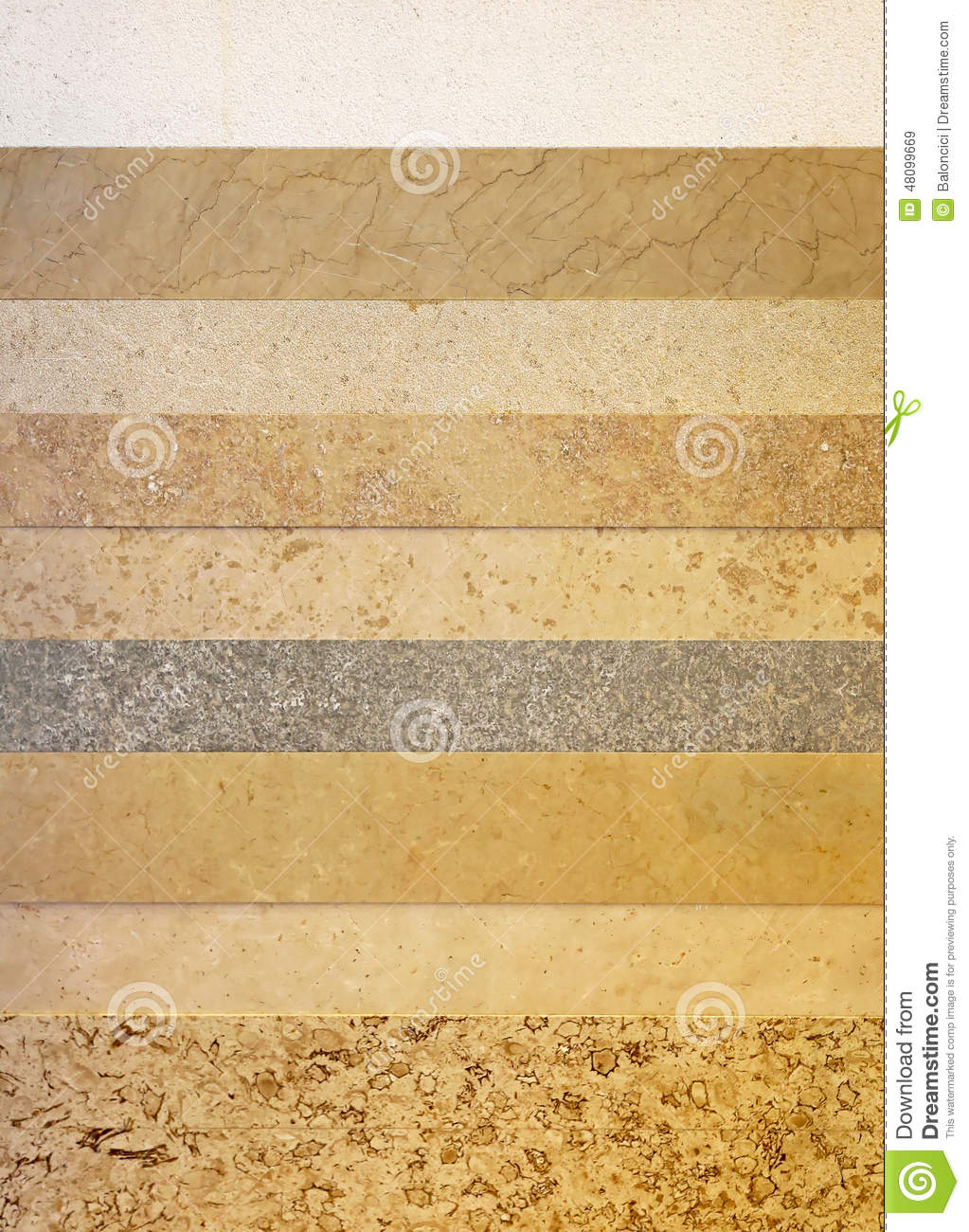 Marble samples stock image. Image of decorative, sample - 48099669