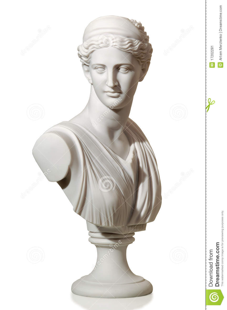Marble Statue Of A Man Stock Image Image 17202281