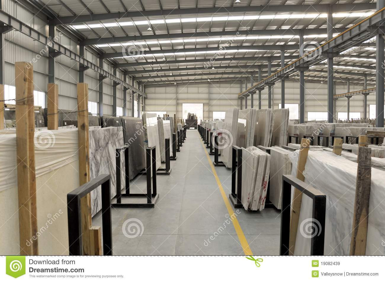 The Granite Warehouse : Marble Stone Warehouse Royalty Free Stock Images - Image: 19082439
