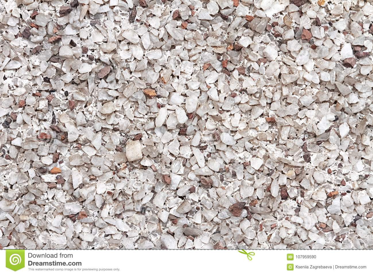 Download Marble Stouns For Landscaping Pebbles Close Up Samples Stock Photo