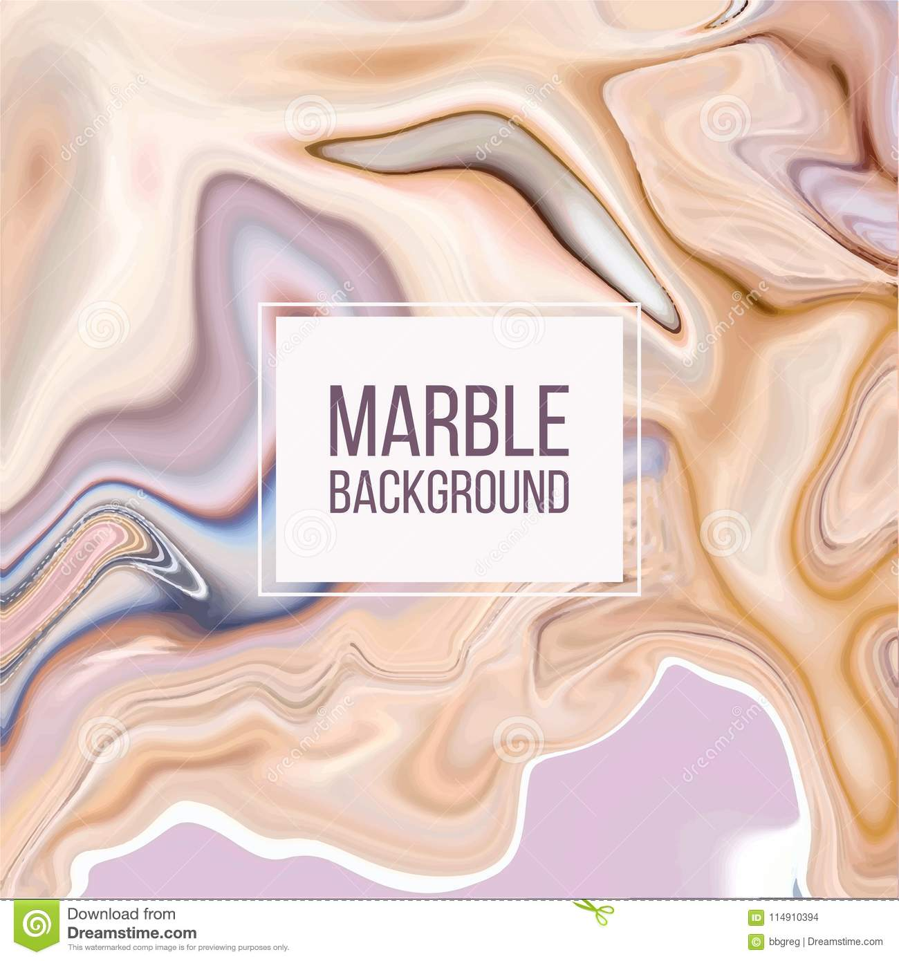 Marble Texture Background White Brown Marble Pattern Texture Abstract Background Can Be Used For Background Wallpaper Stock Vector Illustration Of Beautiful Background 114910394