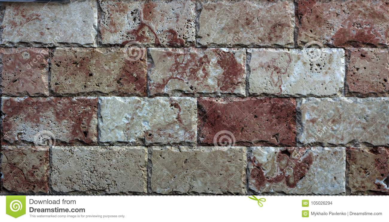 Brick tiles - a popular building material for facade cladding 86
