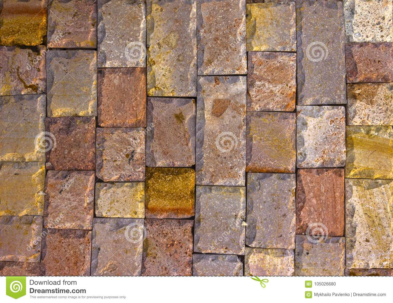 Brick tiles - a popular building material for facade cladding 100