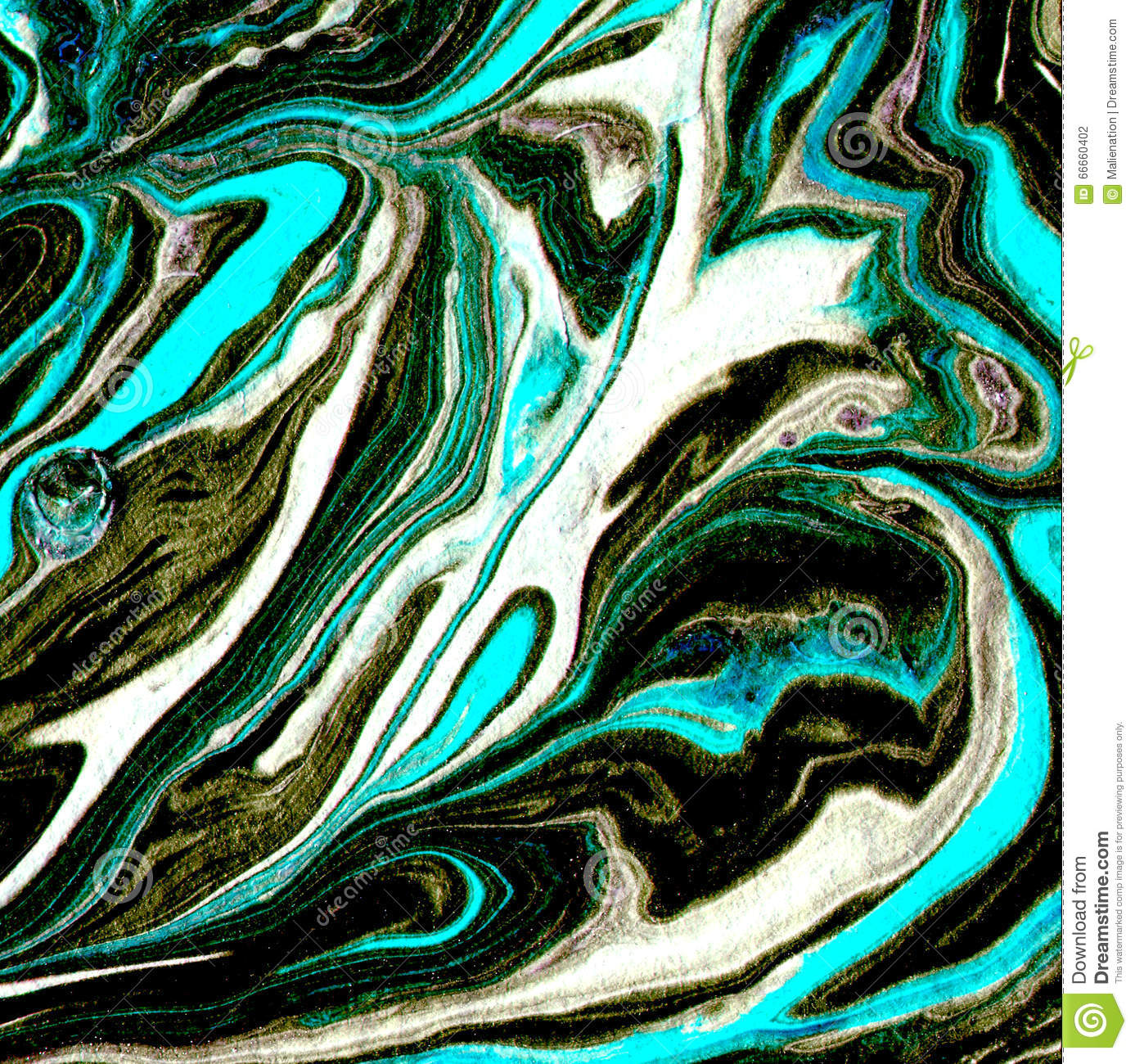 Marble Texture Unique Background Fashion Colors Marbled