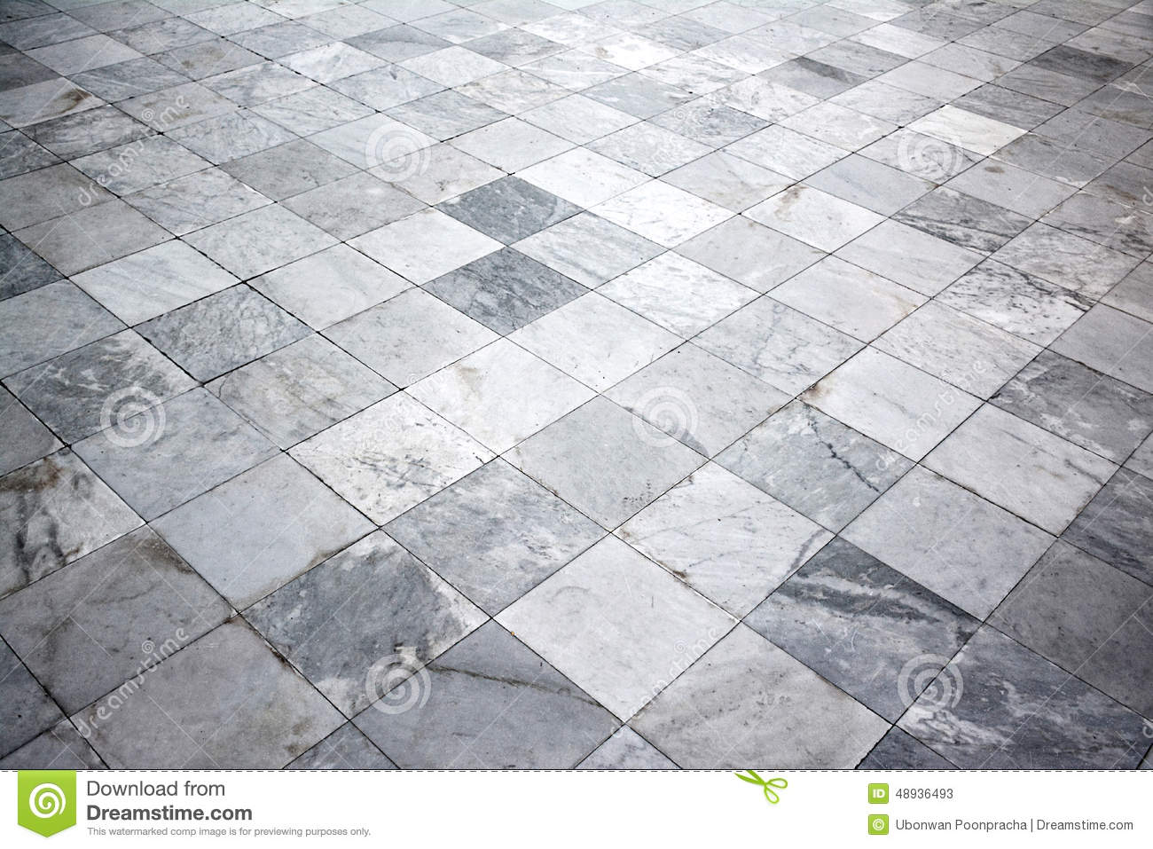 Marble Tile Floor Background. Stock Image - Image of seamless ...