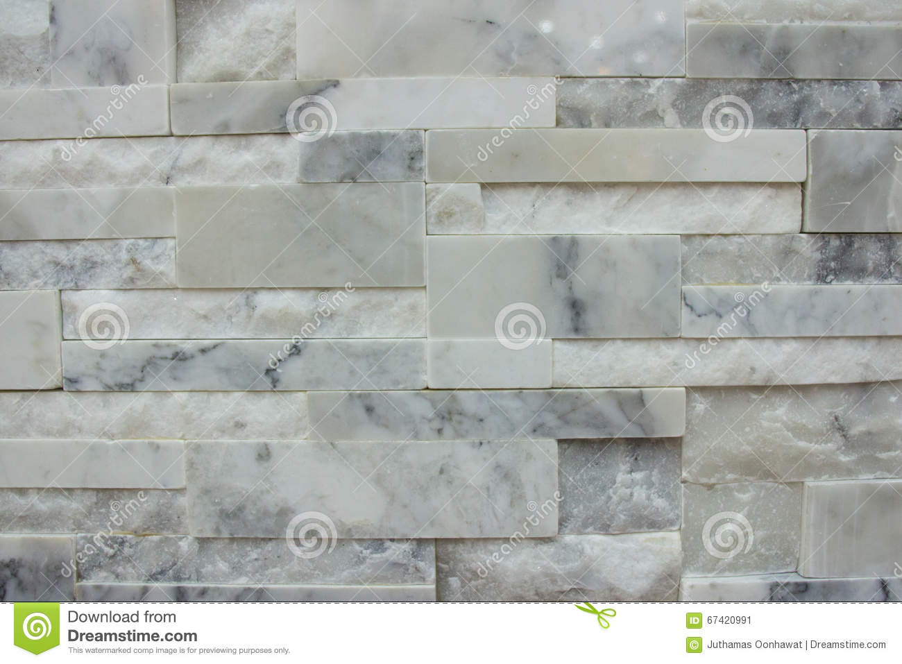 Marble Tile Wall Texture Pattern Background In White Grey