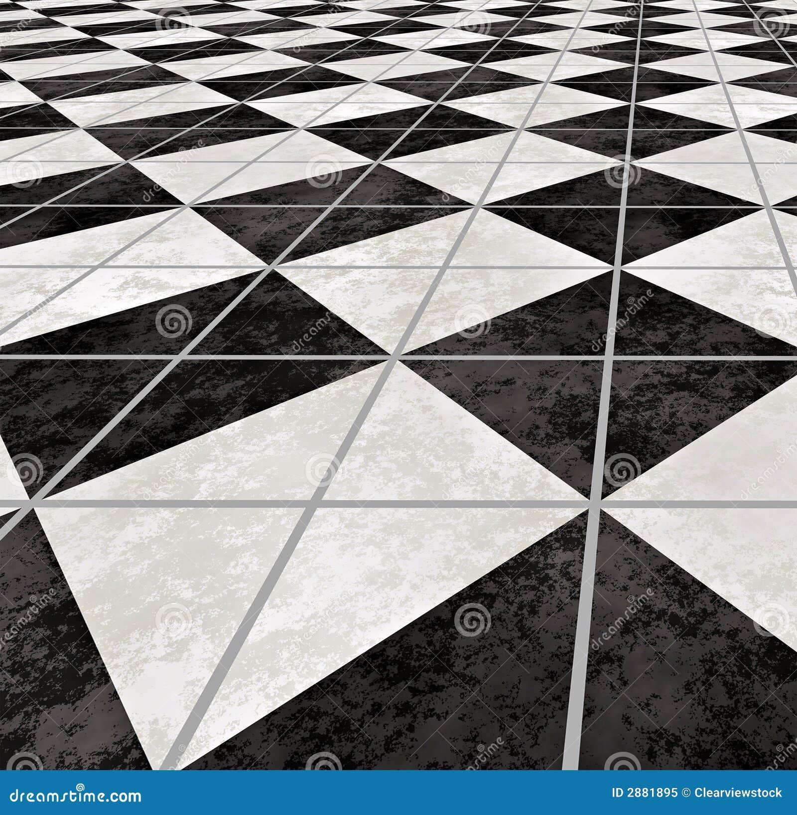 Marble Tiled Floor Flooring Royalty Free Stock Photo - Image: 2881895