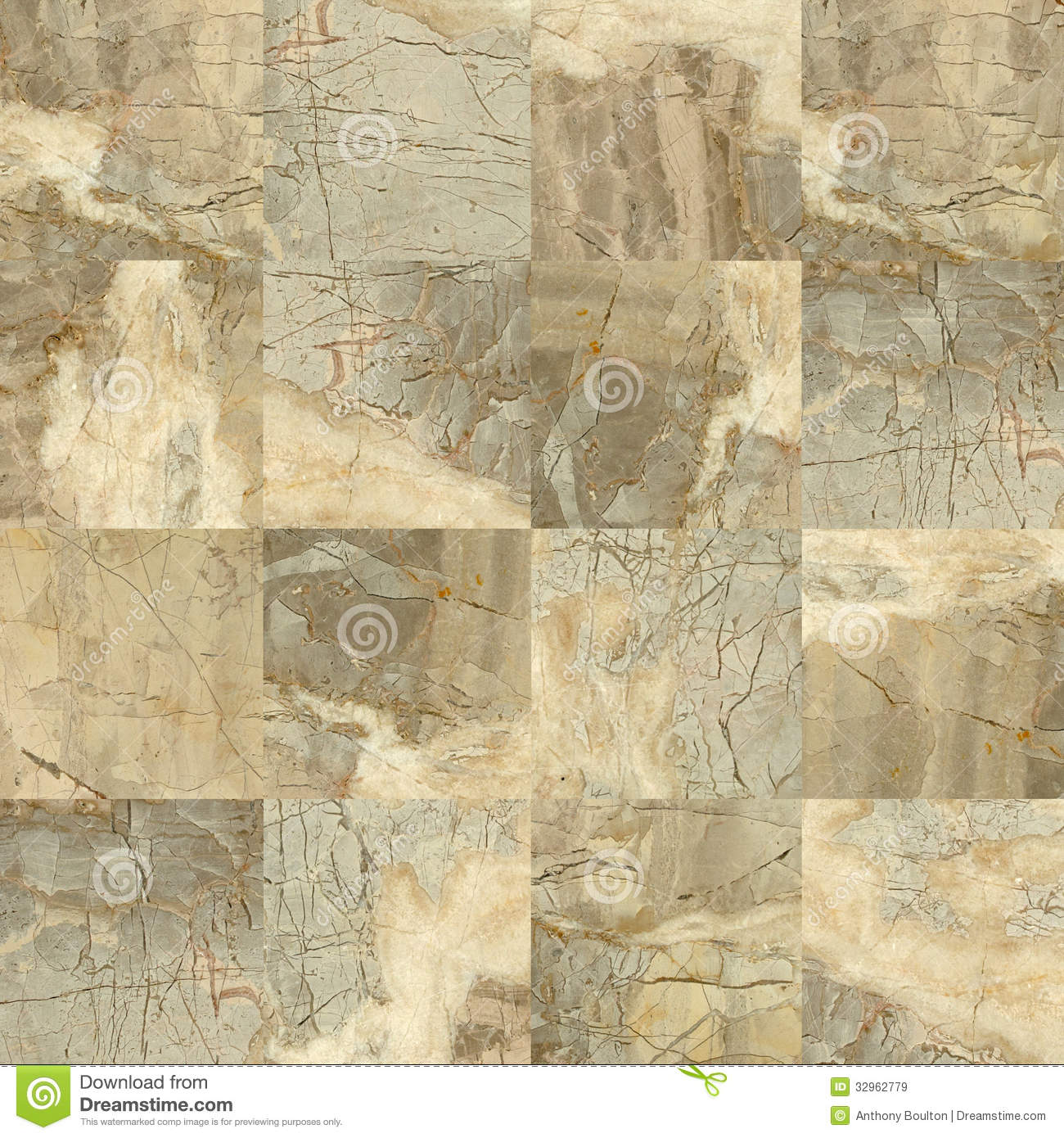 Marble Tiles Seamless Flooring Texture For Background And Design