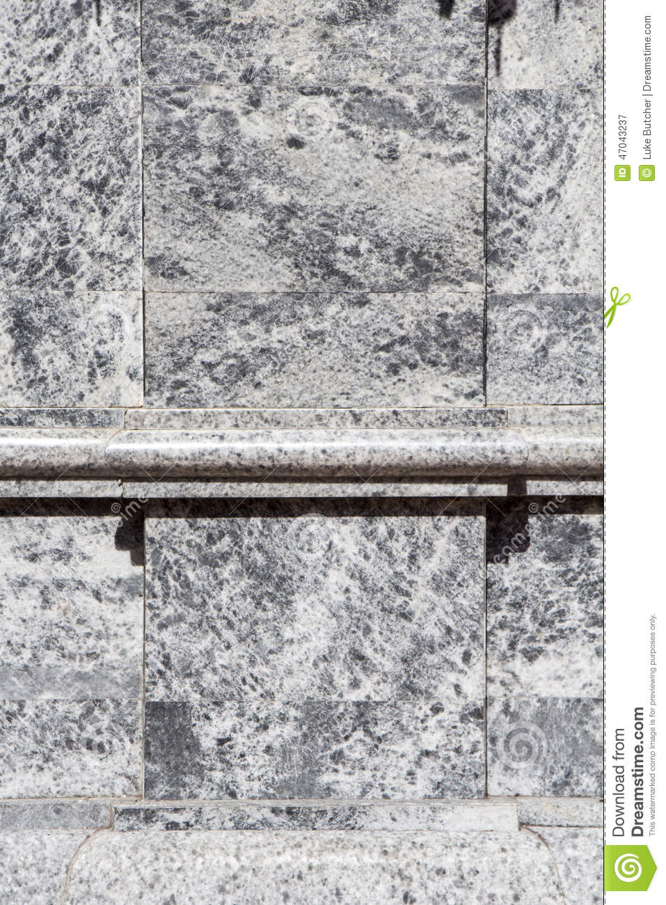 Marble walls stock image image of detail outdoor design for Time saver details for exterior wall design