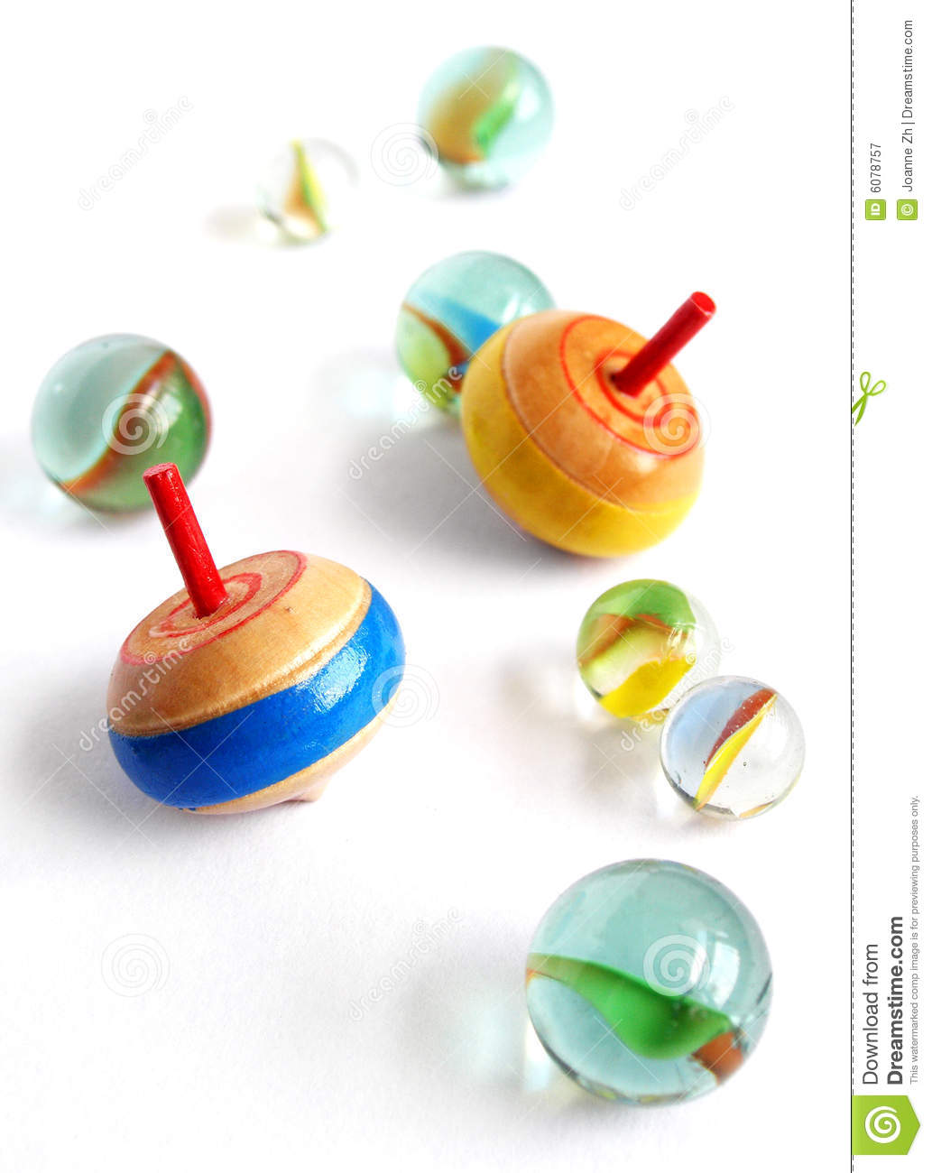 Marbles tops wooden