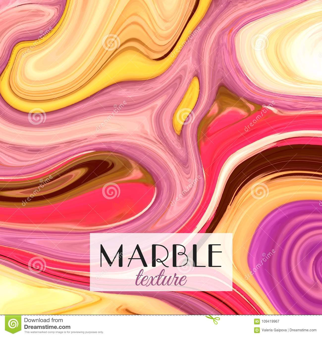 Marbling. Marble texture. Artistic abstract colorful background. Splash of paint. Colorful fluid. Bright colors