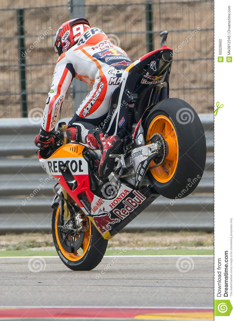 Download Marc Marquez Honda | Collection 9+ Wallpapers