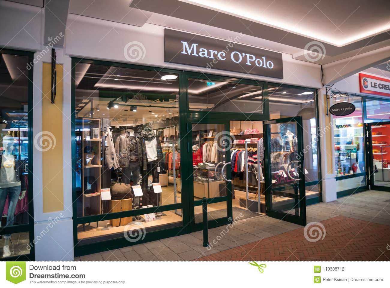 b7beb0a03 Marc O Polo Store In Parndorf