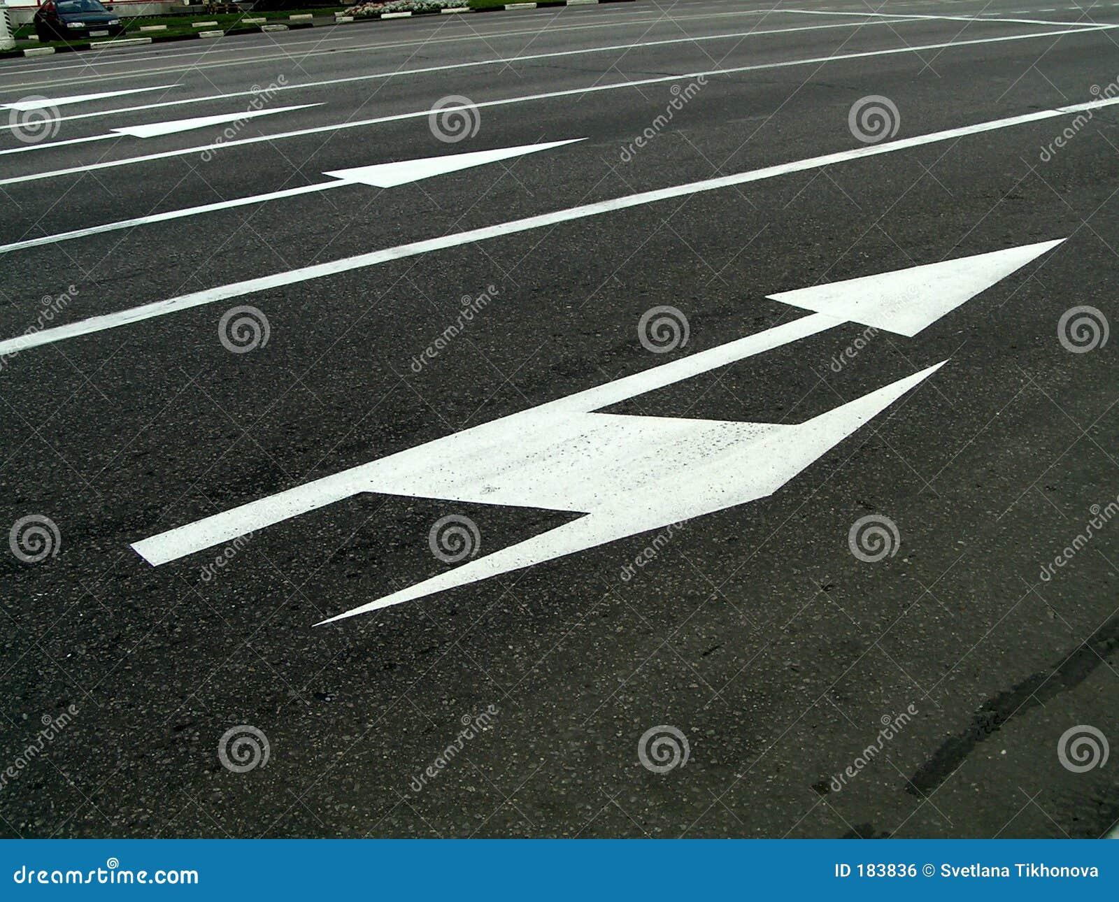 Marca de camino
