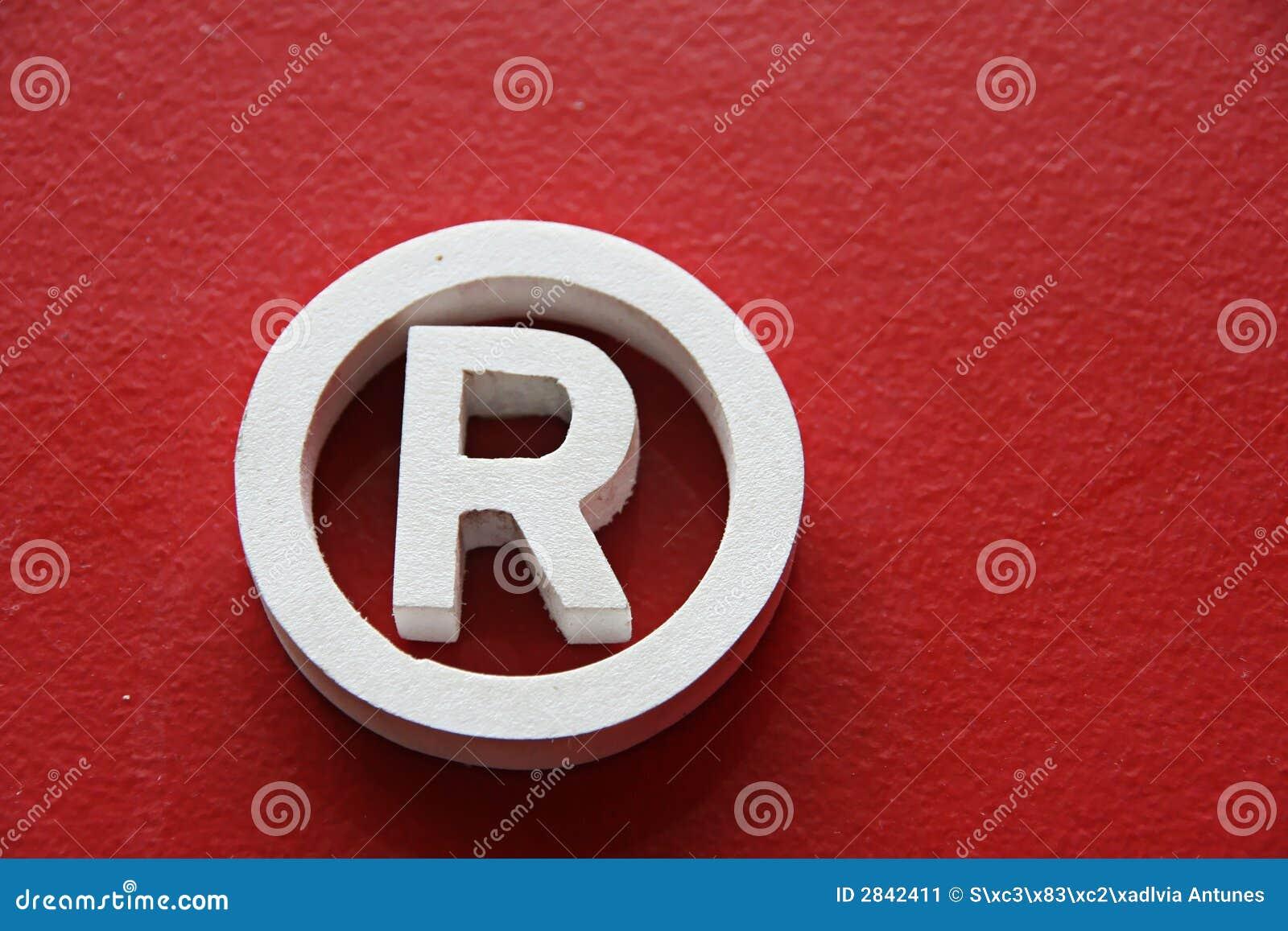 Marca registrada de R