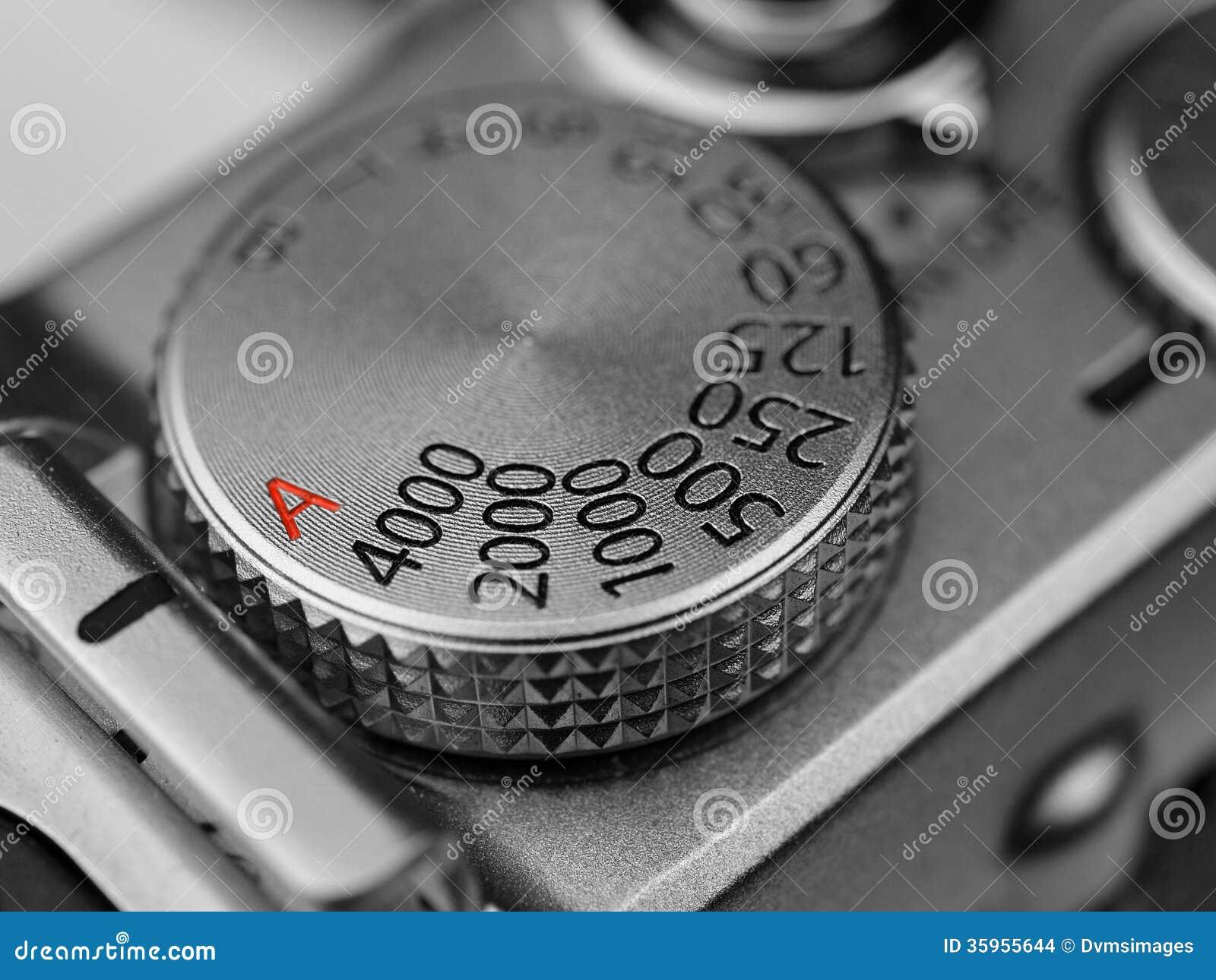 Marcación rápida del obturador de cámara