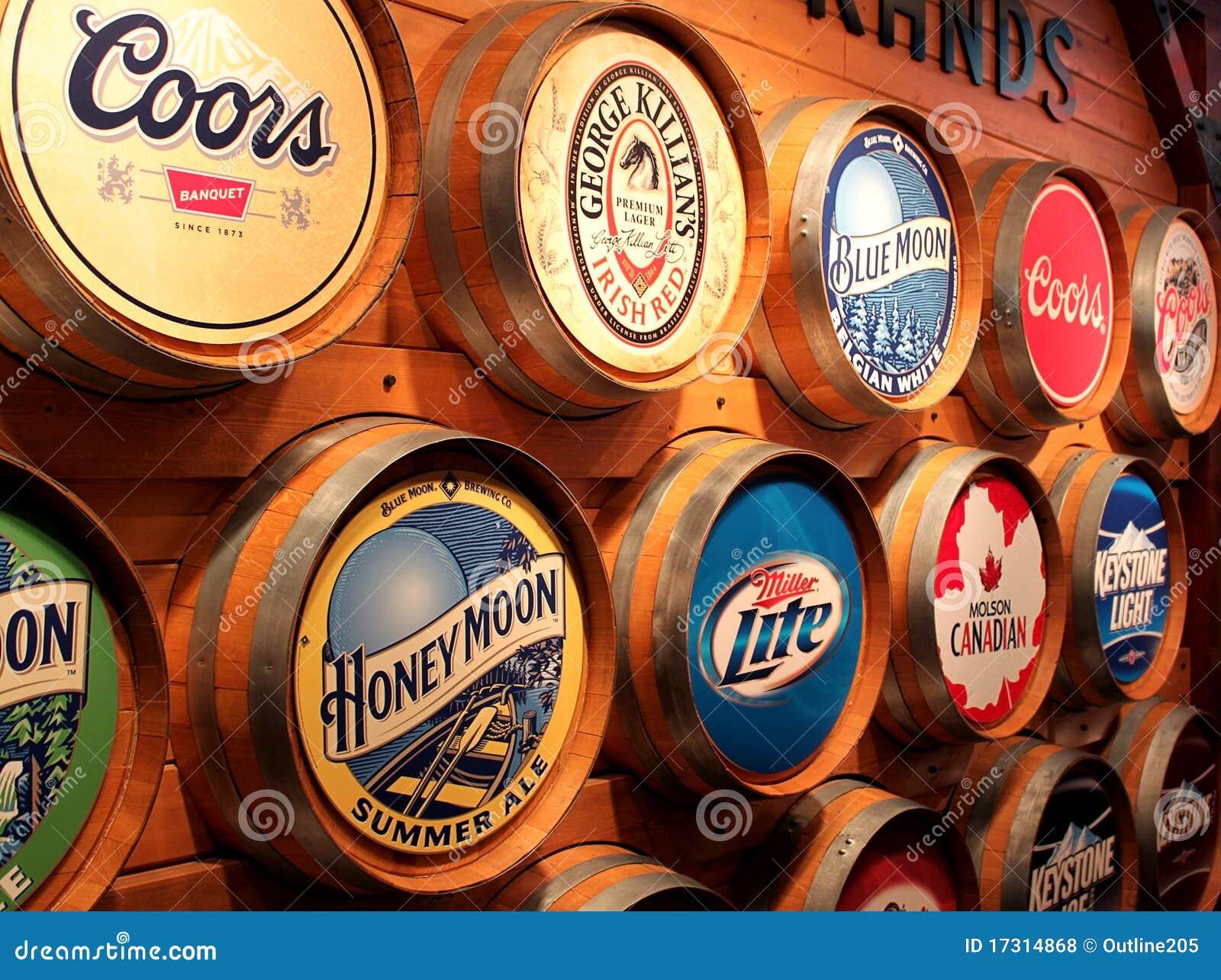 Marcas de fábrica de la cerveza de Coors