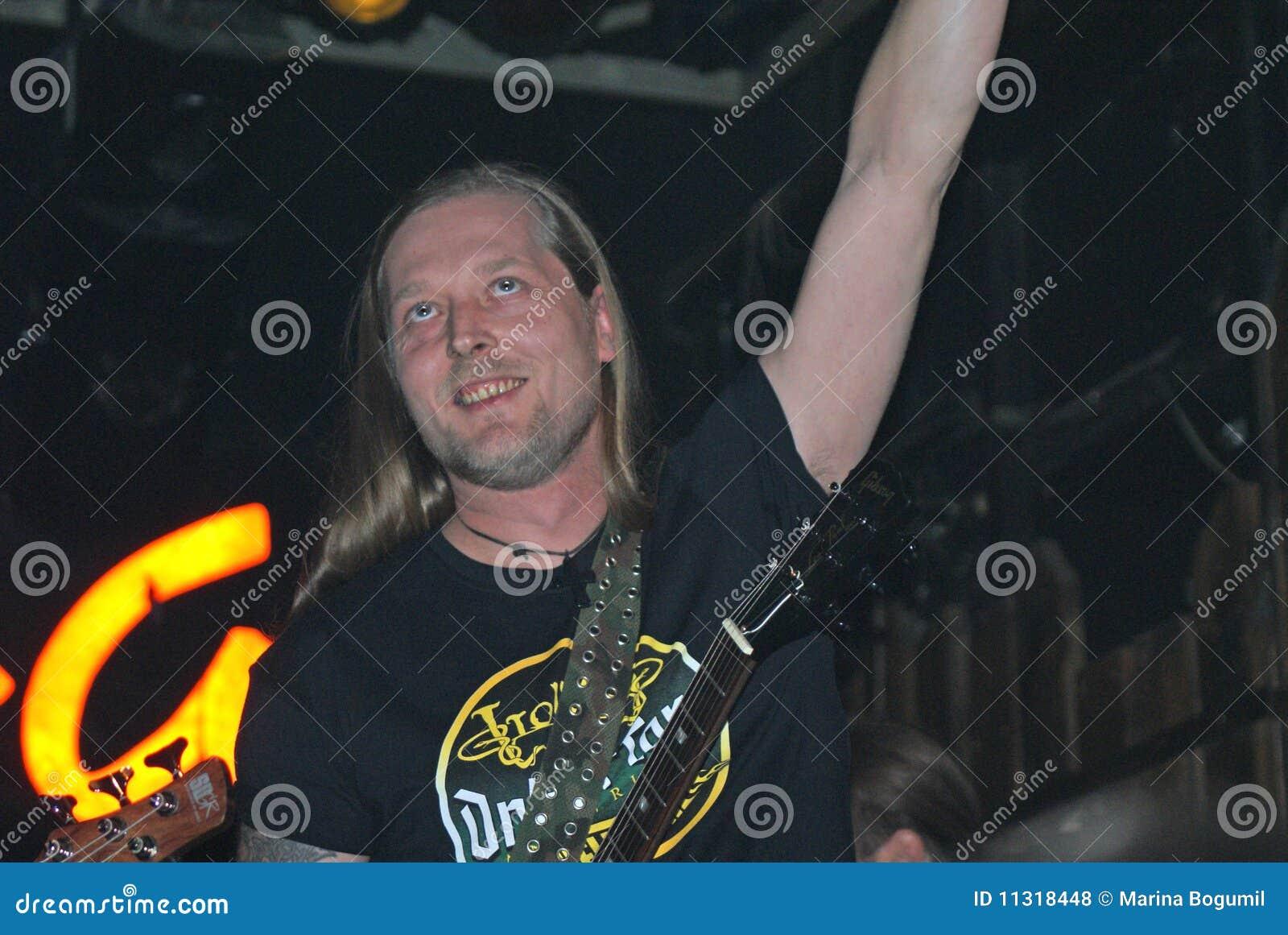 Marcel Monnig, Gitarrenspieler von