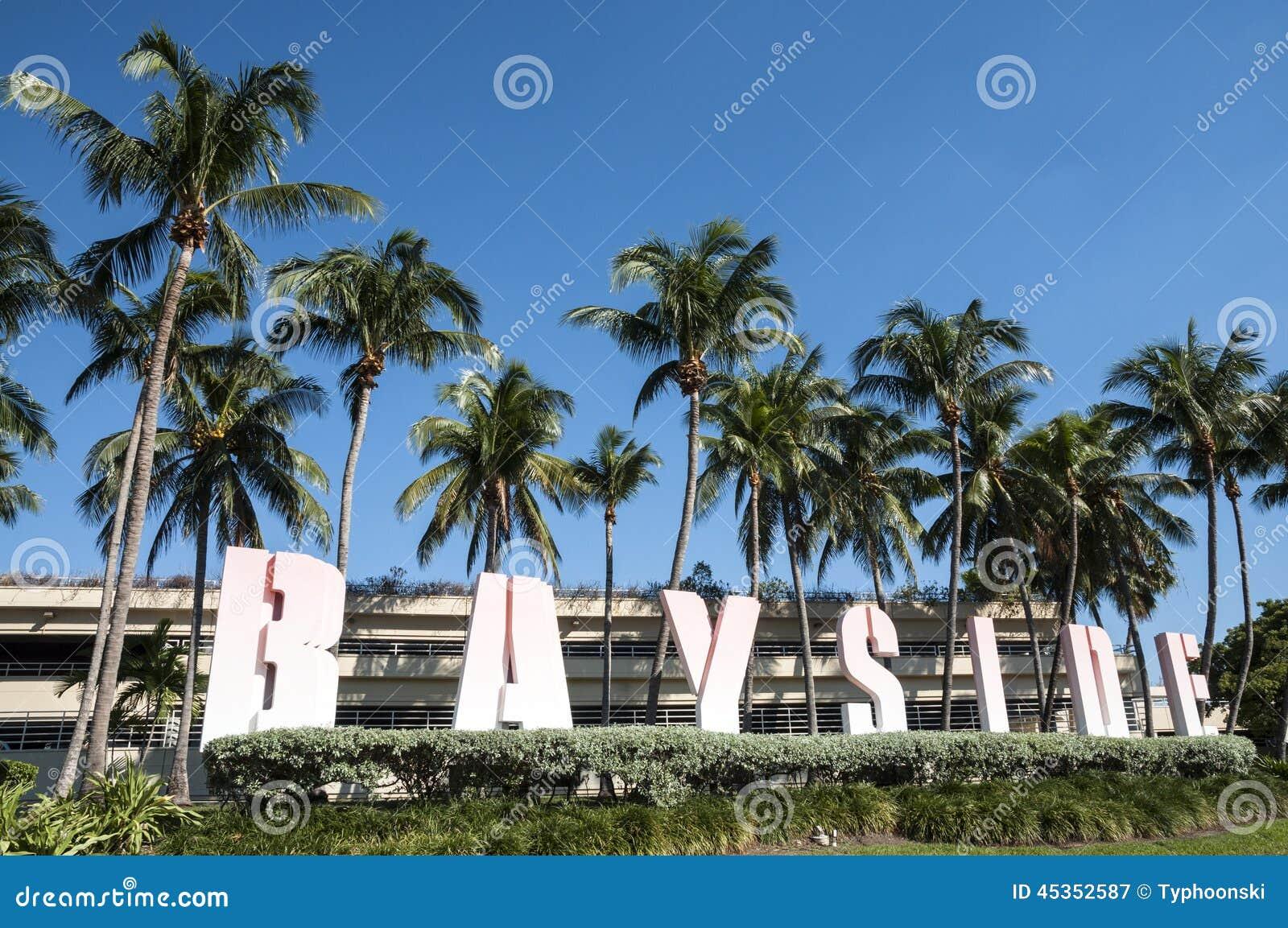 Marché de Bayside à Miami