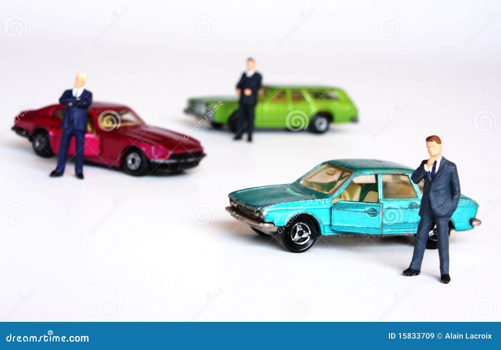 Marché de véhicule