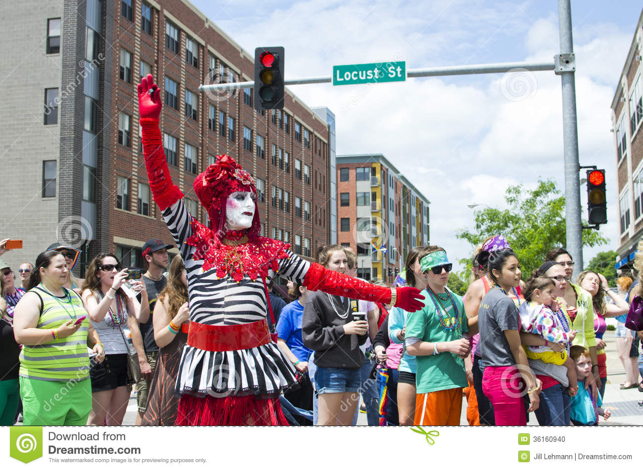 from Cedric des moines gay pride