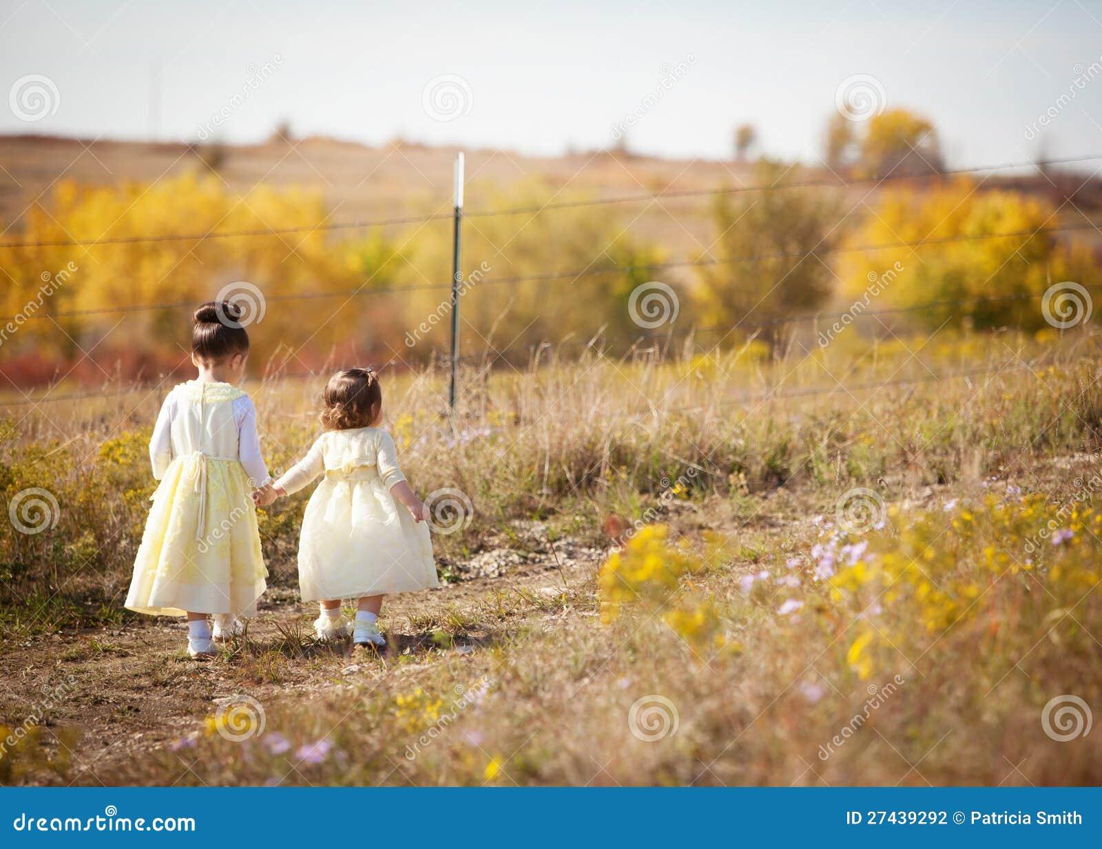 Marche de soeurs
