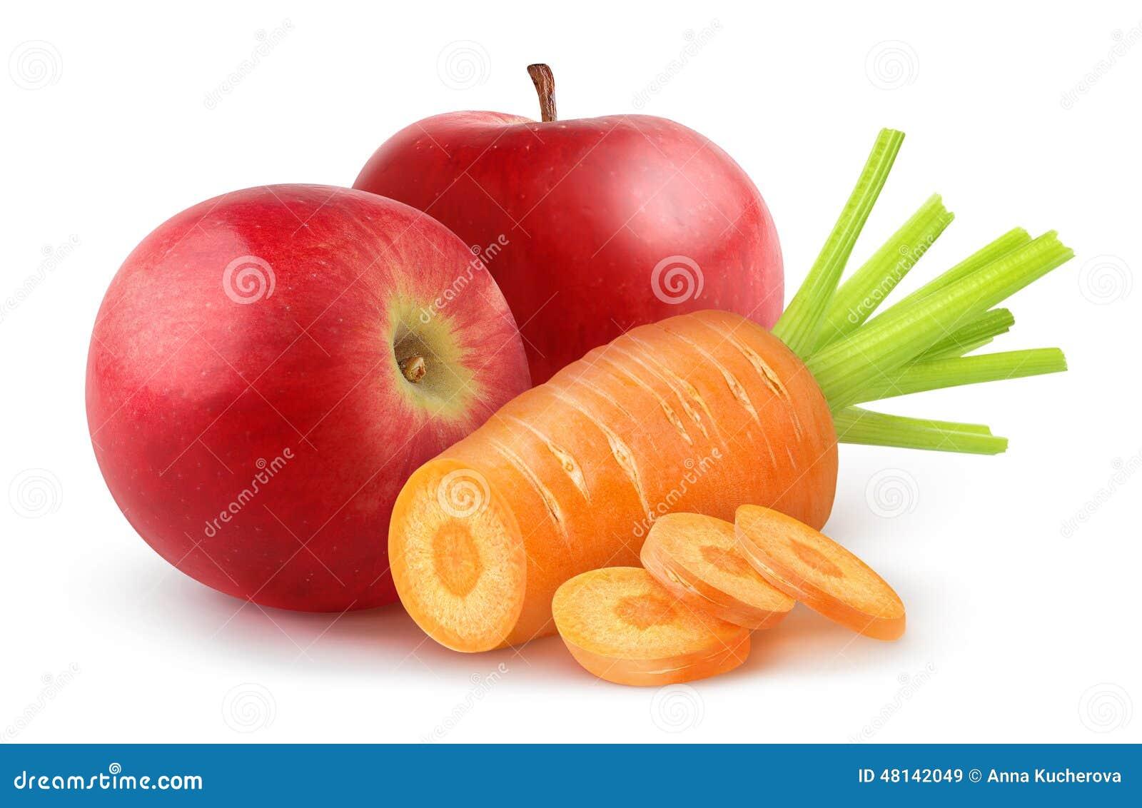 Marchewka i Apple