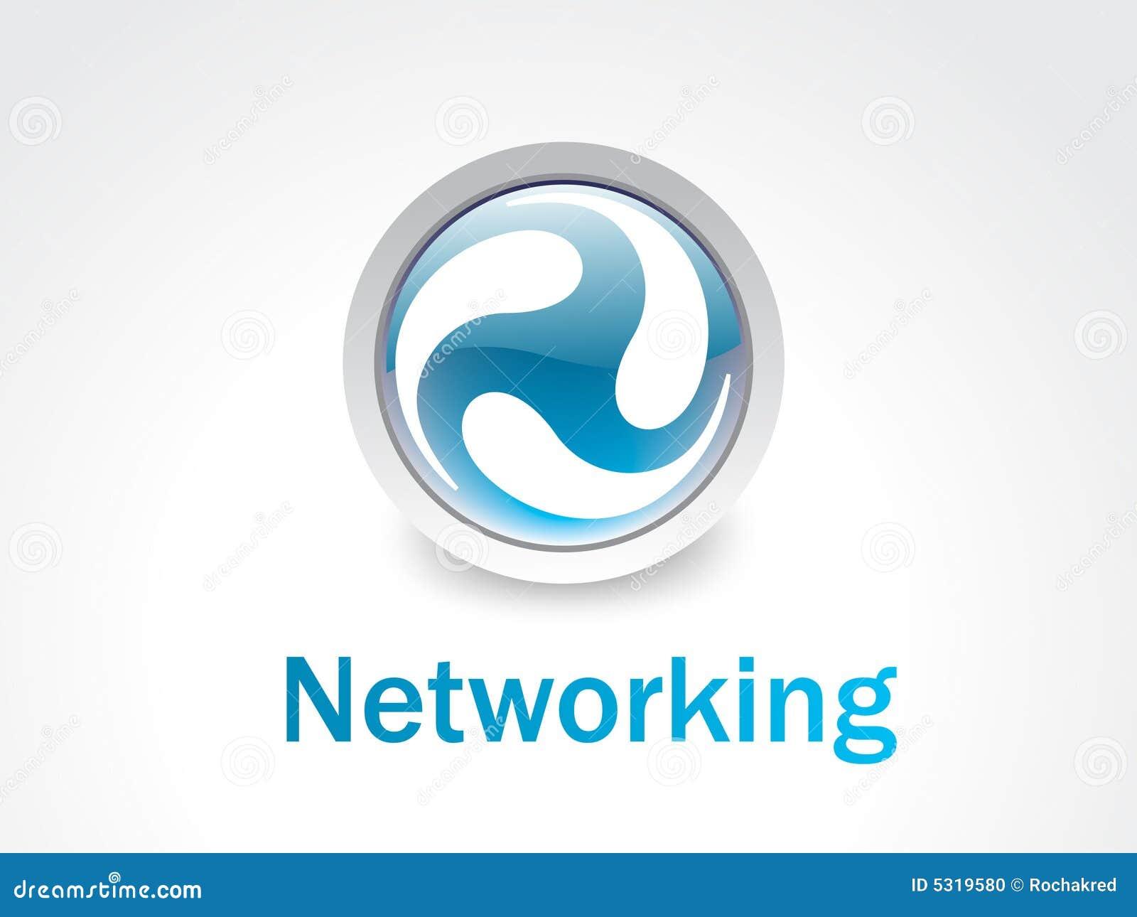 Download Marchio della rete illustrazione vettoriale. Illustrazione di rete - 5319580