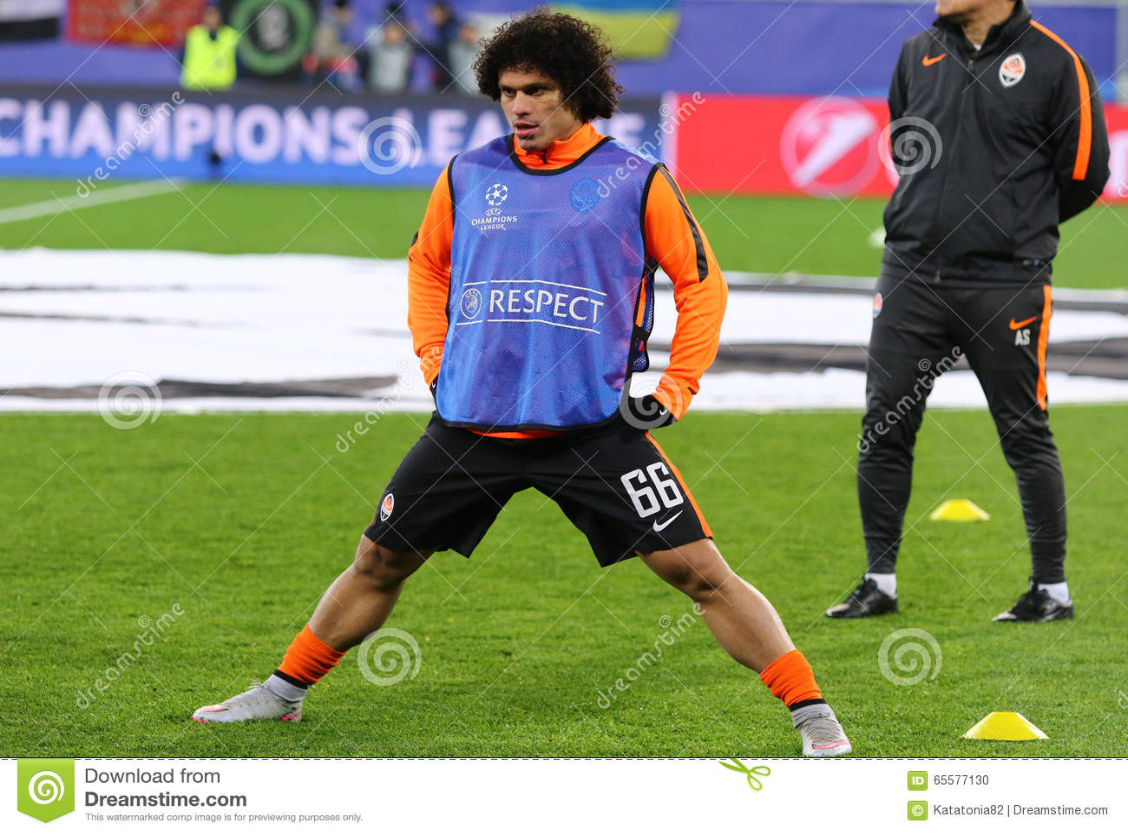 Marcio Azevedo do FC Shakhtar Donetsk