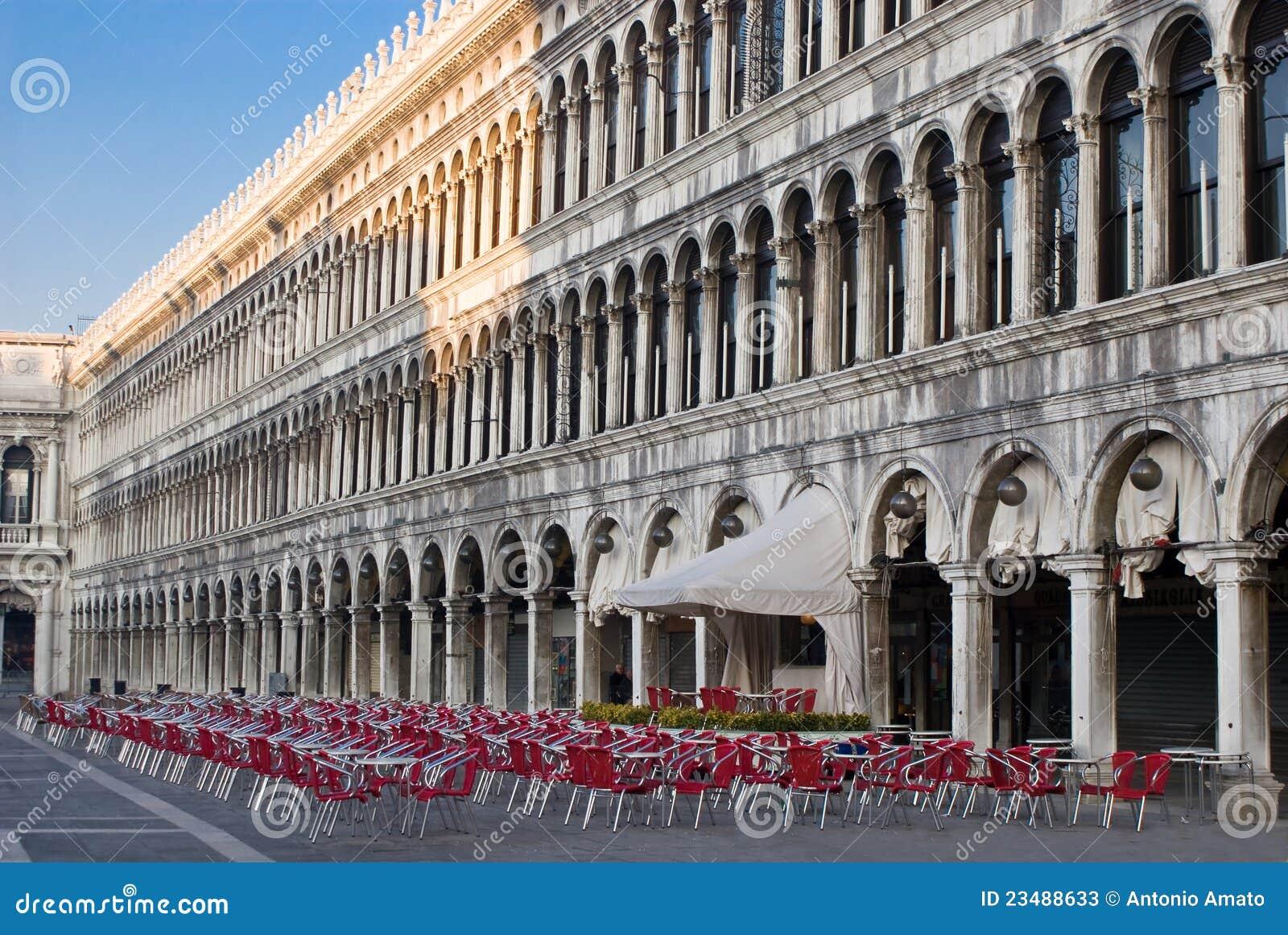 Marco广场圣・威尼斯