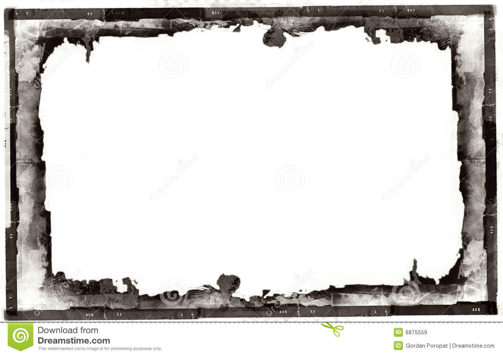 Marco antiguo de la foto stock de ilustraci n imagen de - Marcos clasicos para fotos ...