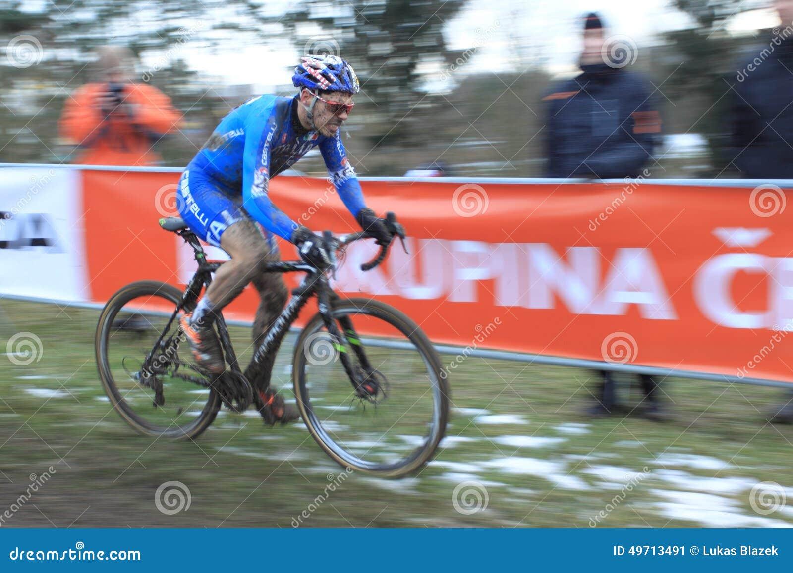 Marco Aurelio Fontana - Cyclo Cross Editorial Photo - Image of ...