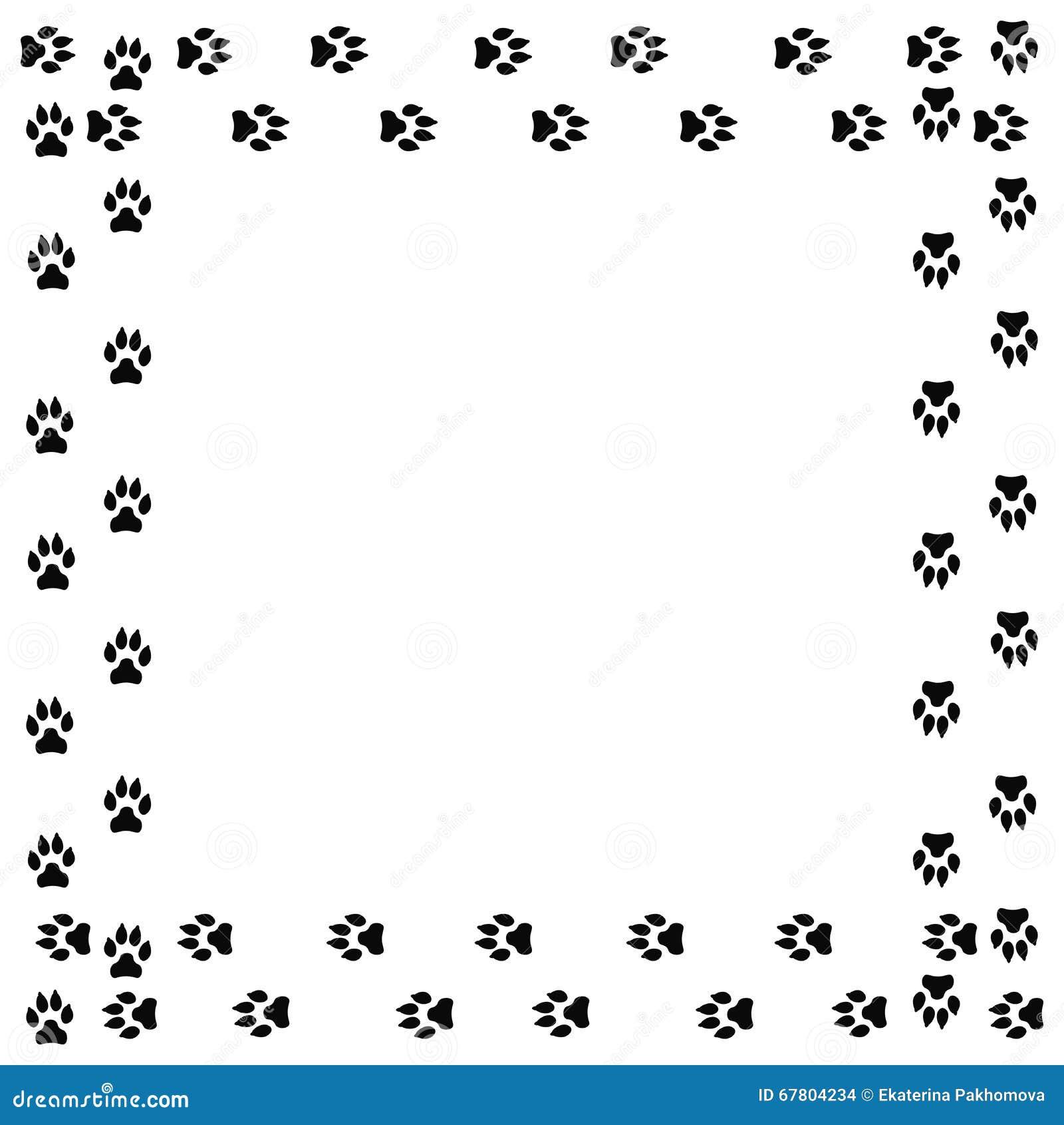 Hermosa Perro Marco De Imagen Componente - Ideas Personalizadas de ...