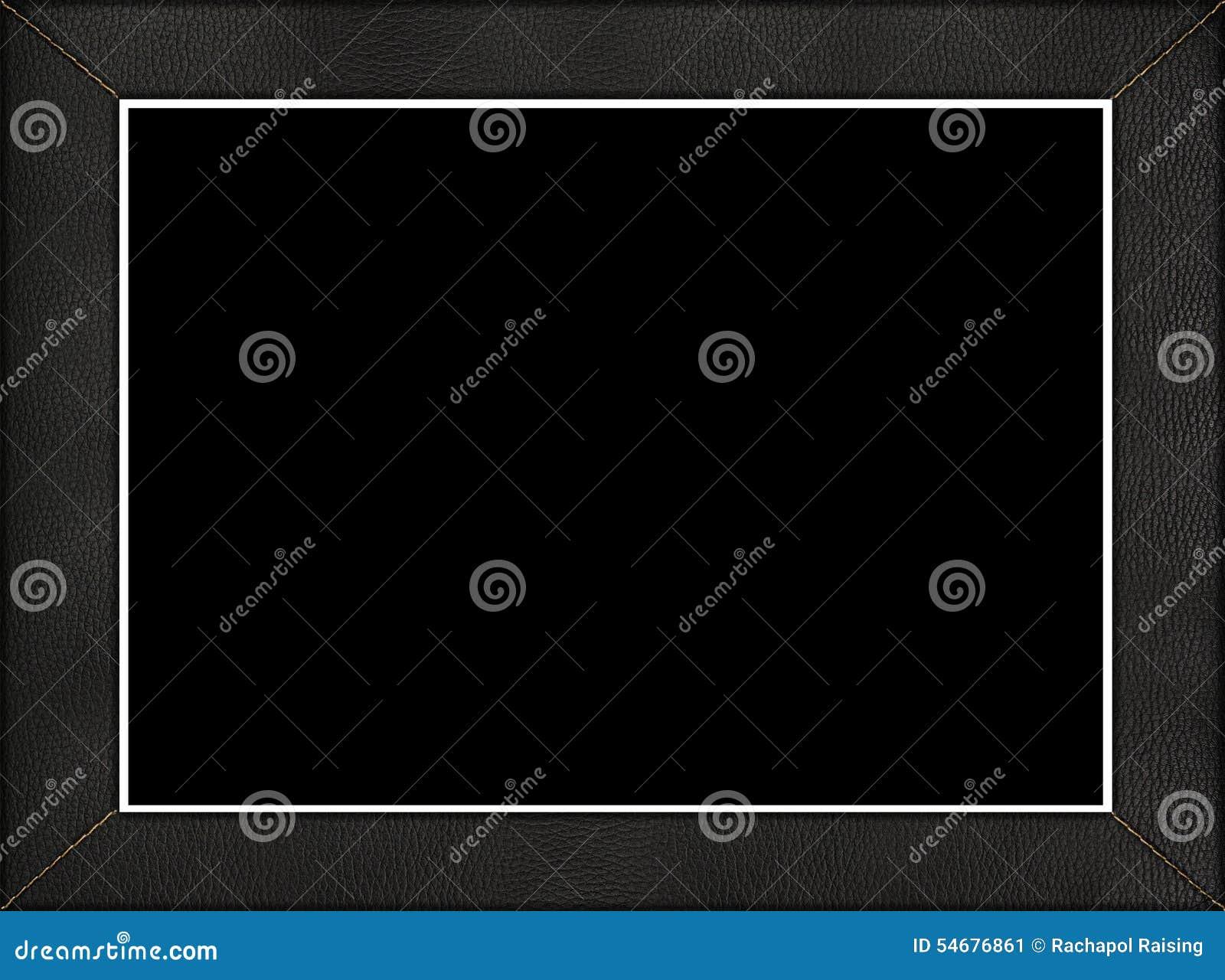 Marco De Cuero Negro Stock Images - Download 4,136 Photos