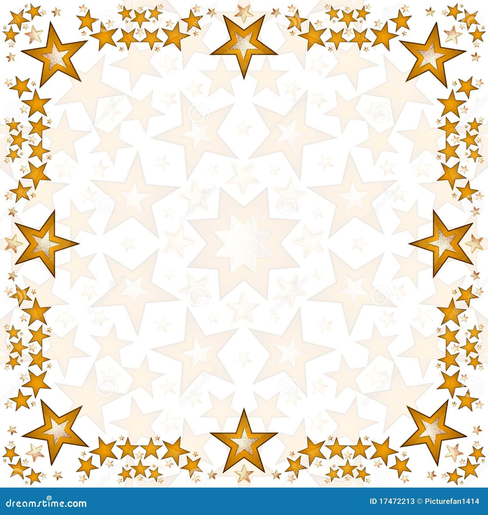 Marco de estrellas stock de ilustraci n ilustraci n de - Marco de fotos multiple ...