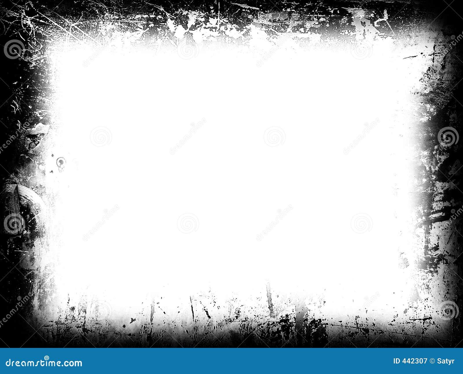 Marco de grunge stock de ilustraci n ilustraci n de grunge 442307 - Marcos rusticos para fotos ...