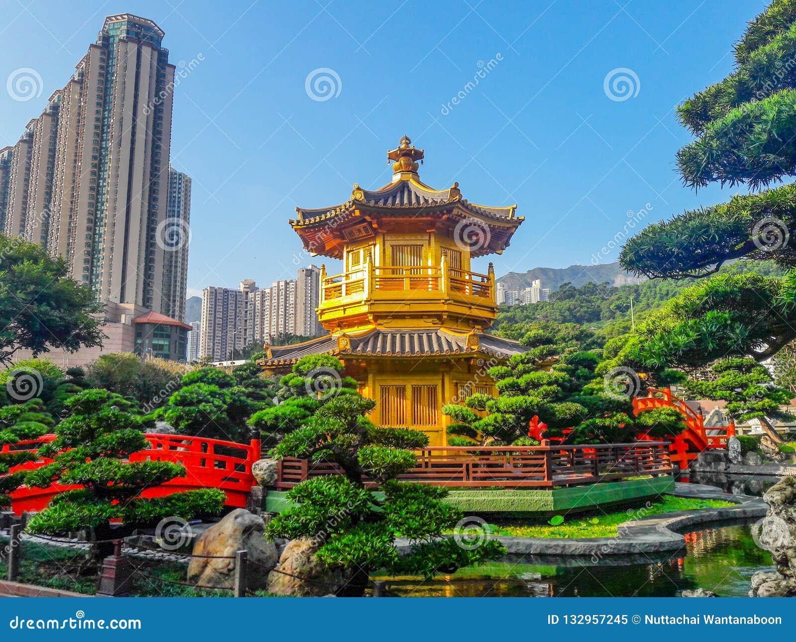 Marco de Hong Kong - Nan Lian Garden Chinese Classical Garden