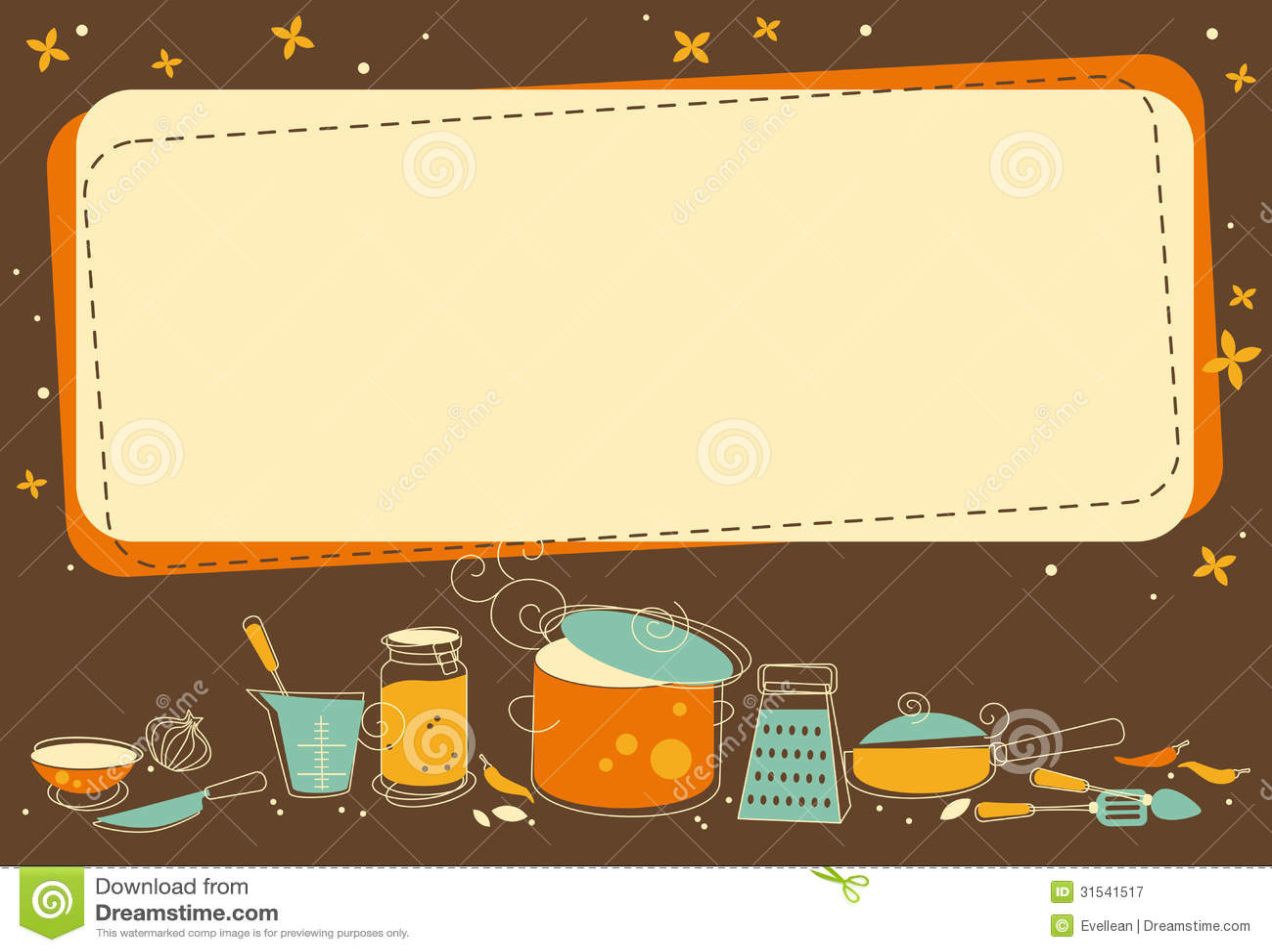 marco de la cocina fotograf u00eda de archivo libre de regal u00edas chef silhouette clip art transparent Cute Chef Clip Art