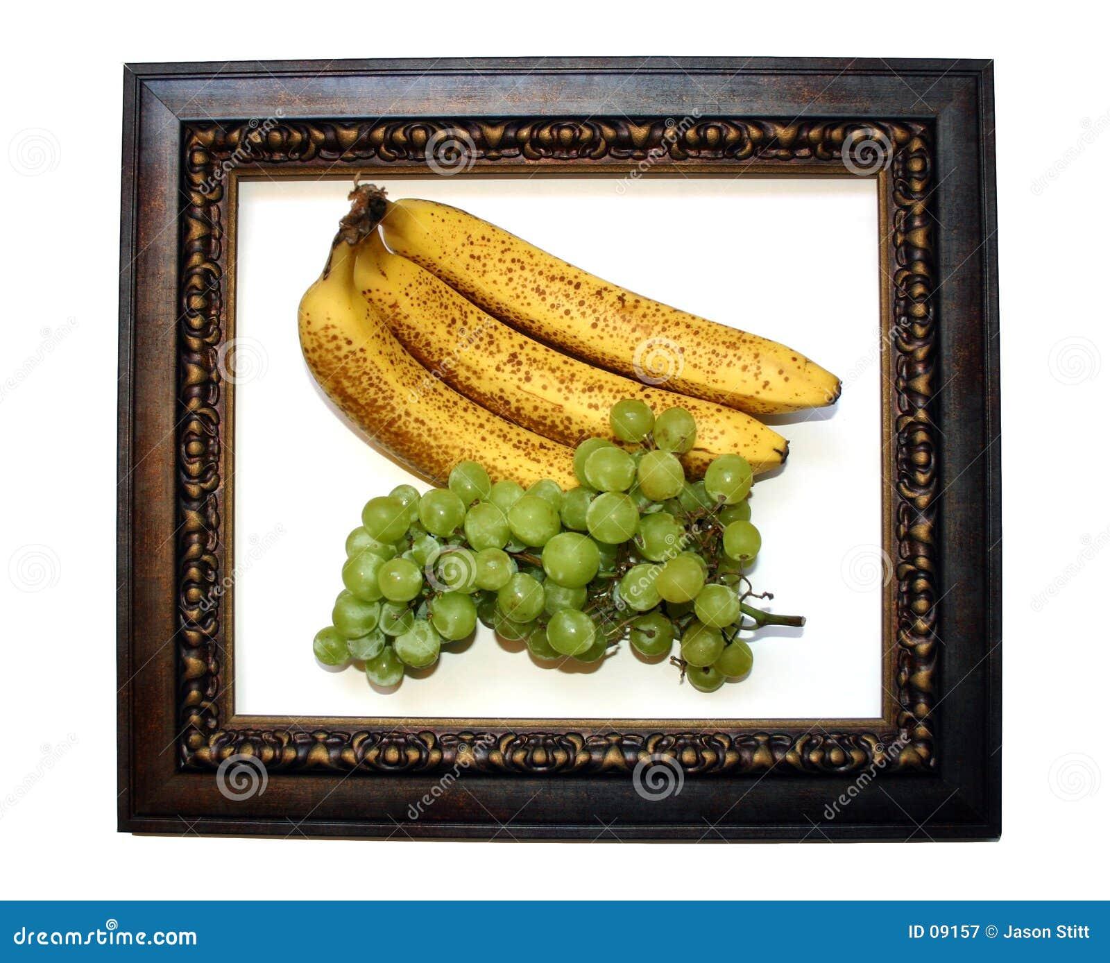 Marco de la fruta