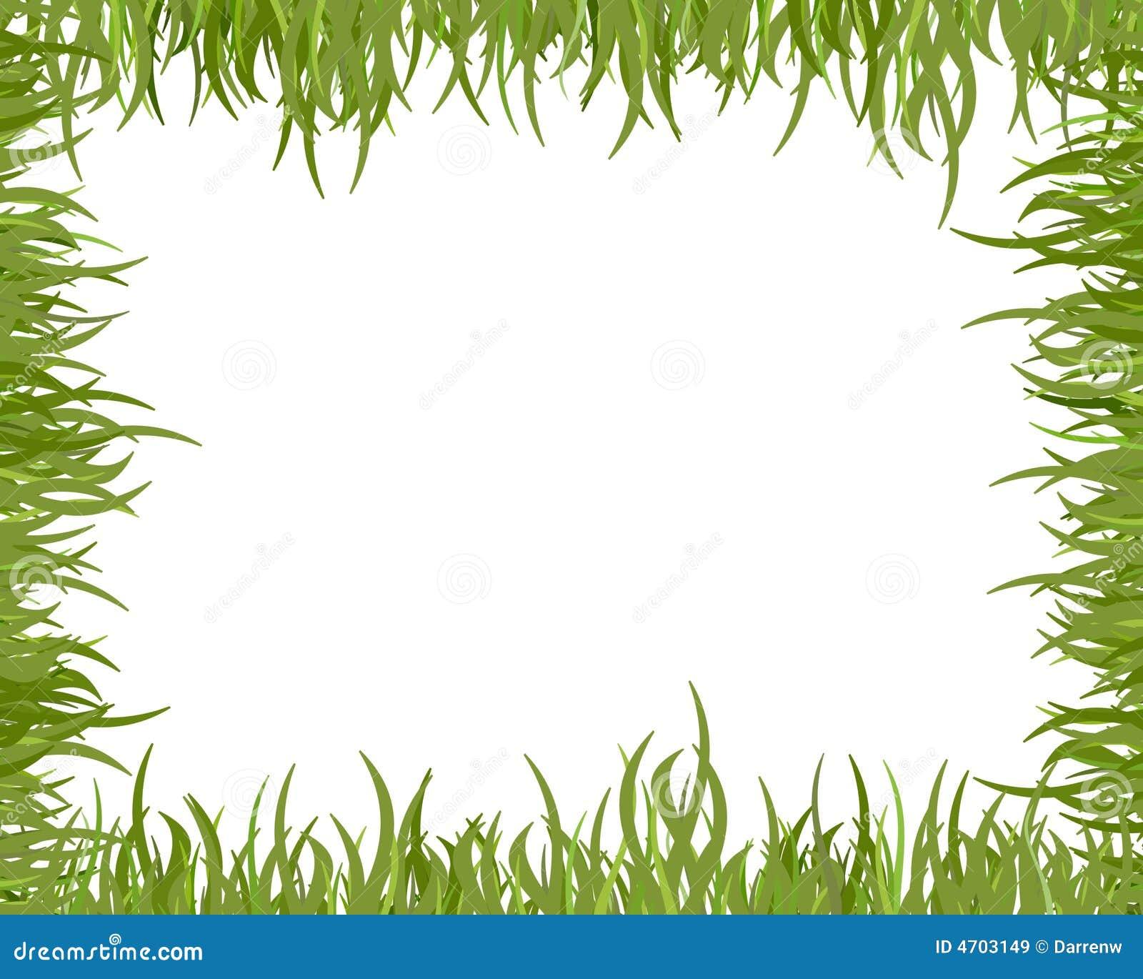 Marco de la hierba salvaje im genes de archivo libres de - Marcos para plantas ...