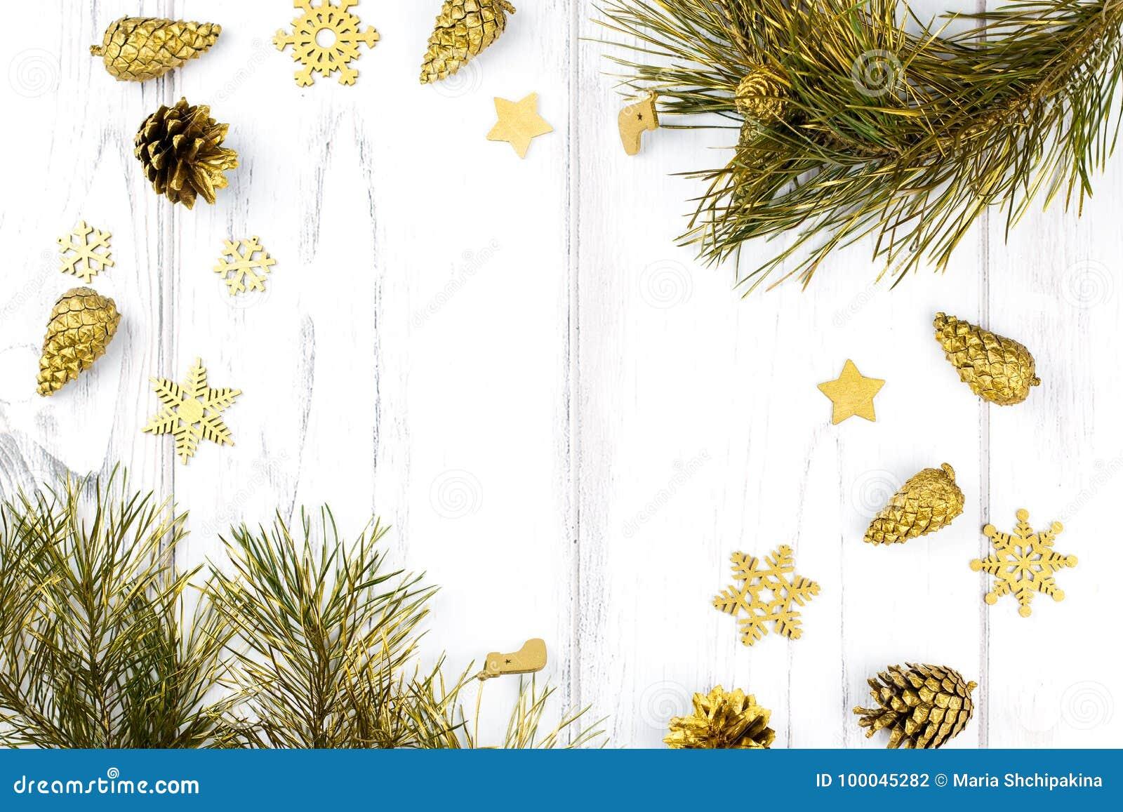 Vistoso Marco De Los Ornamentos Del árbol De Navidad Regalo - Ideas ...