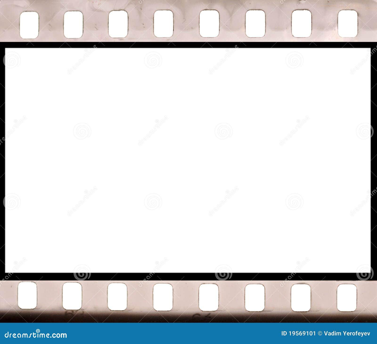 Marco De Película Del Cuadro Negativo Imagen de archivo - Imagen de ...