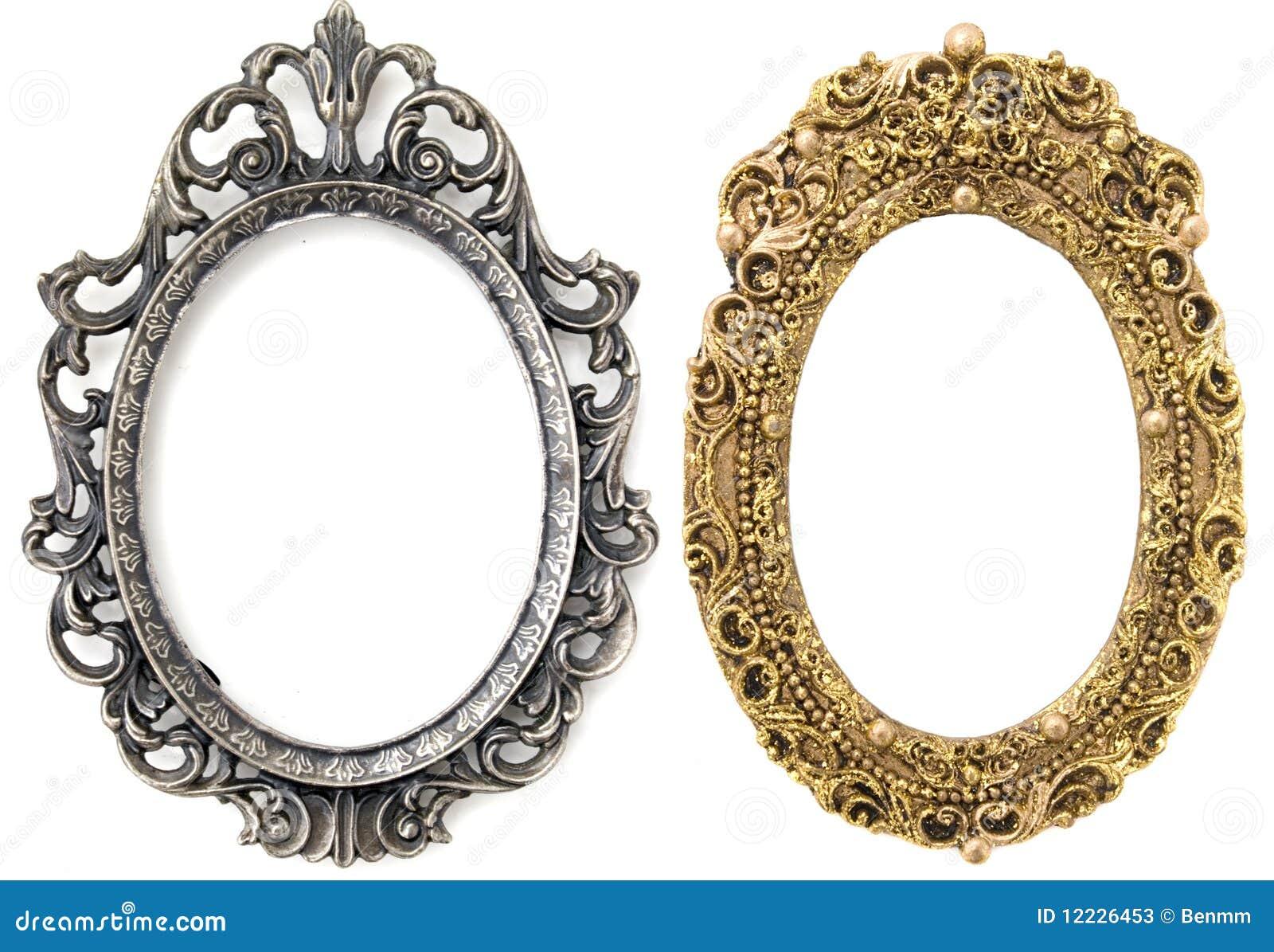 Marco de plata, marco del oro