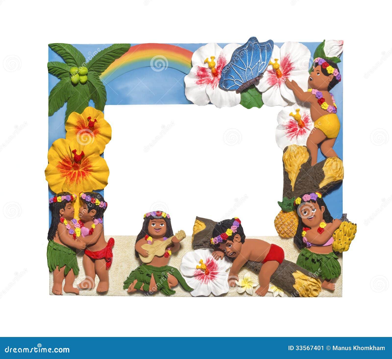 Hawaiian Invitation Cards with great invitation design