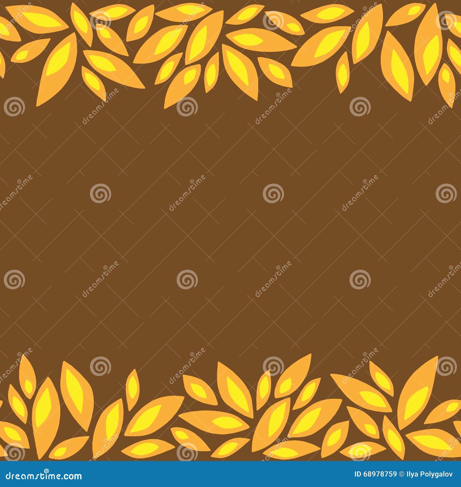 Marco horizontal del modelo con los pétalos anaranjados