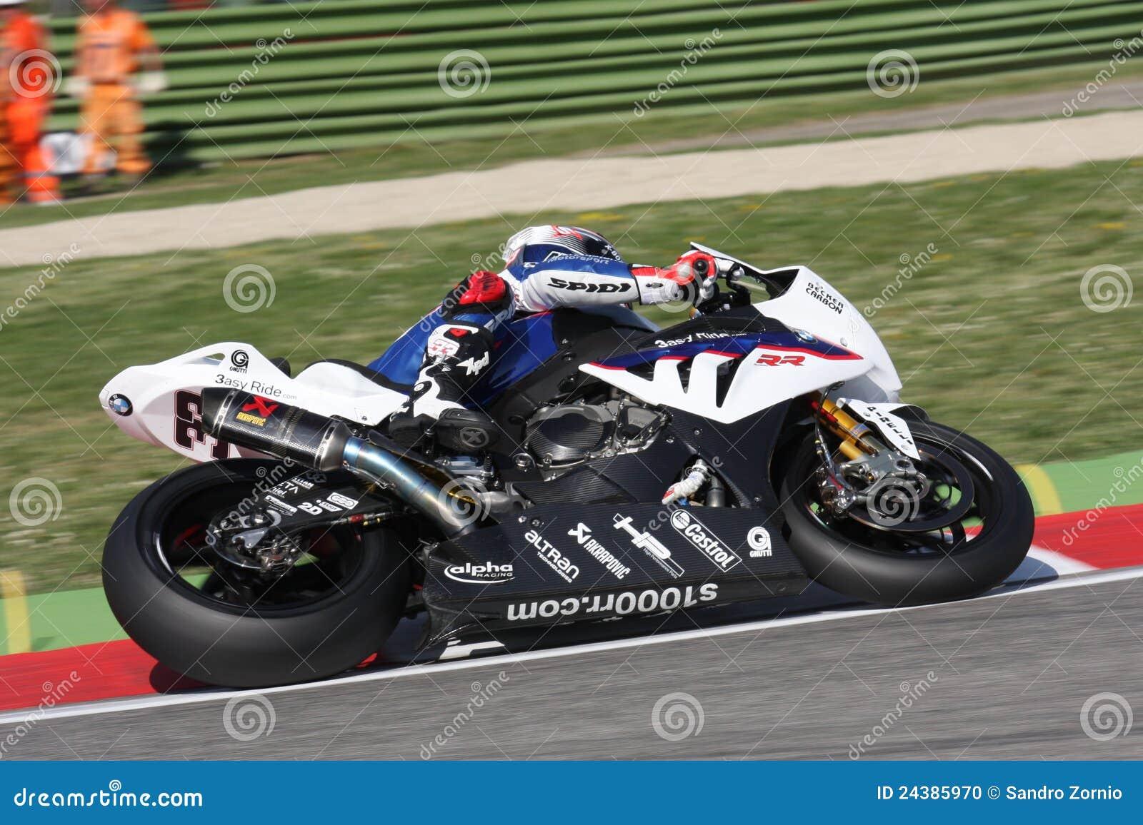 Marco Melandri BMW S1000 RR - BMW Motorsport